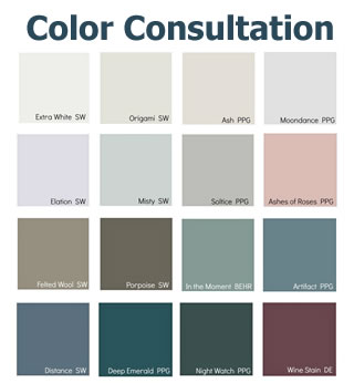 We Offer Our Clients FREE Color Consultations