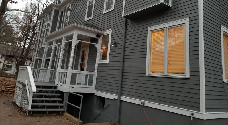 Fiber Cement Siding Painting St Louis Mo Schedule Your