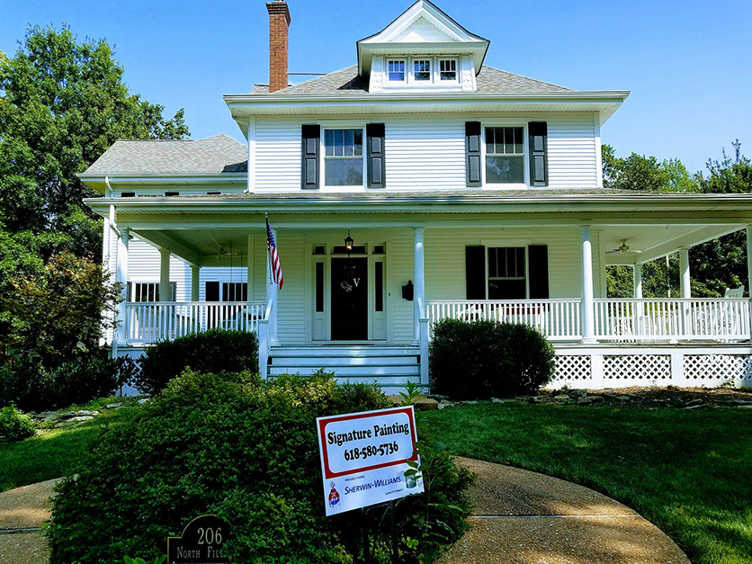 Exterior Home Painting St Louis Mo Schedule Your Consultation Today - Painting-home-exterior