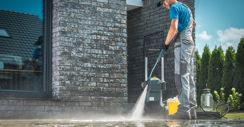 Power Washing Services St. Louis, Missouri.