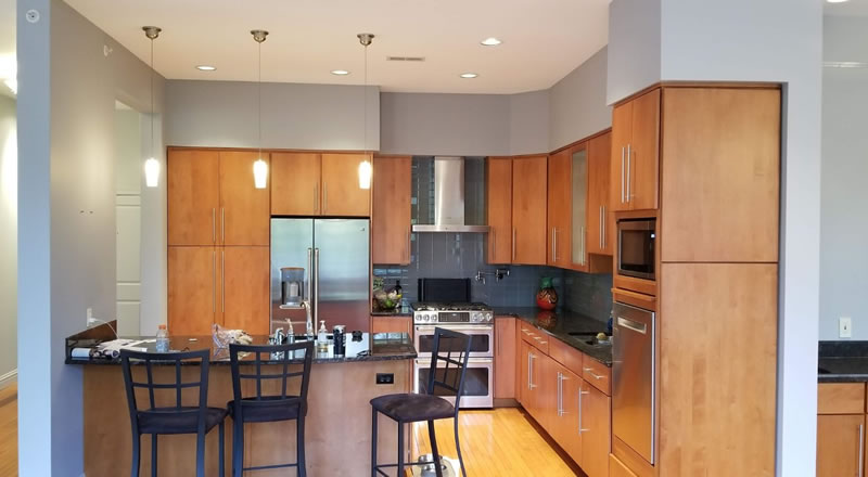 Should I Repaint My Kitchen Cabinets?